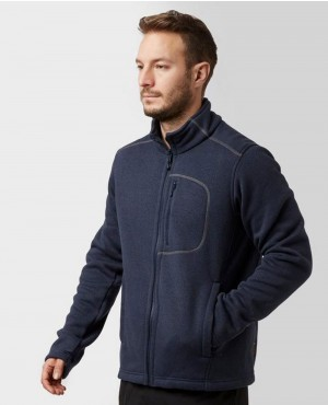 Men Decent Style Fleece Jacket