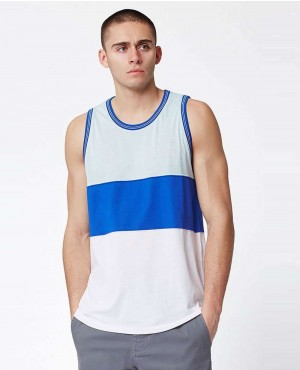 Men Dri Fit Third Tank Top
