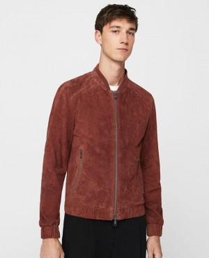 Men Fashionable Leather Jacket