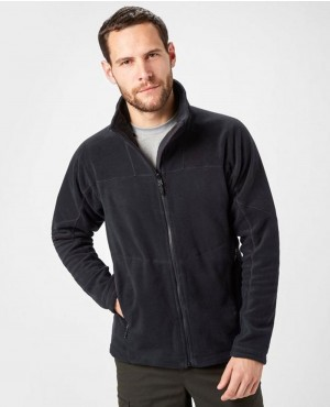 Men Full Zip Micro Fleece Jacket