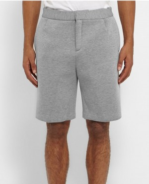 Men Grey Summer Hot Shorts