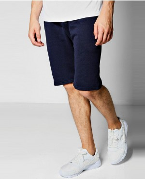 Men Mid Length Jersey Shorts
