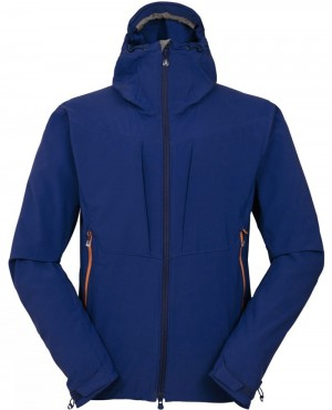 Men Stretch Softshell Jacket