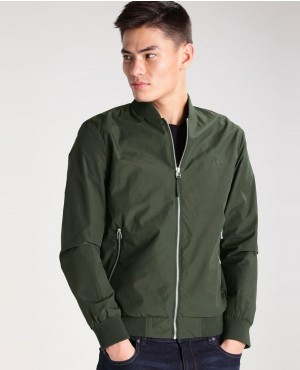 Men Summer Bomber Jacket