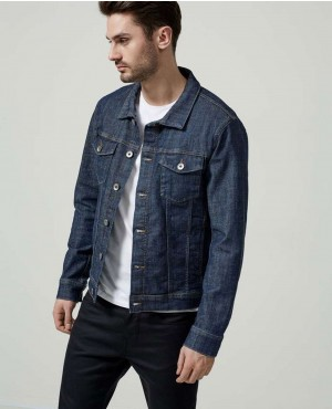 Men Wholesale custom Denim Jacket