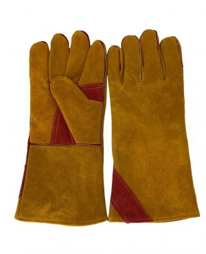 Men Working Safety Protective Sports Wear Resisting Gloves