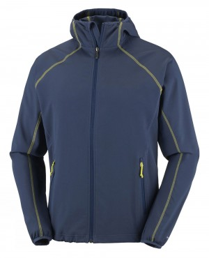 Mens Whisper Creek Softshell Jacket