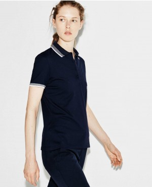 Most Popular And Trendy Women Polo Shirt With your Custom Brands