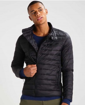 Most Selling Men Light jacket Black
