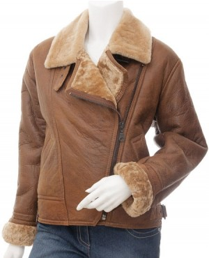 Most Selling Women Leather Jackets