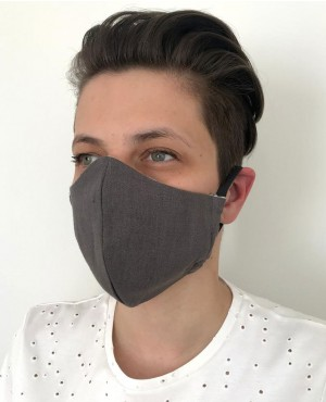 Multi Colors 2 Layer  Washable and Reuseable Face Mask