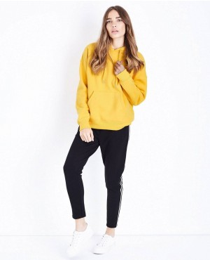 Multi Colors Girls Oversized Hoodie