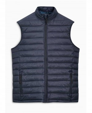 Navy Lightweight Stylish Vest
