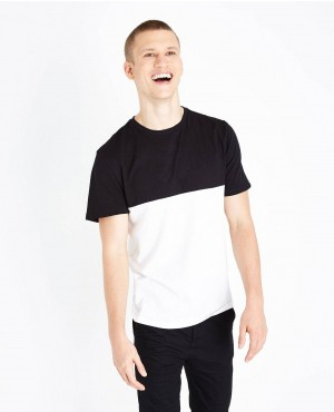 New-Arrival-Black-Colour-New-York-Cutom-Print-T-Shirt-RO-2165-20-(1)
