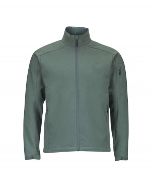 New Custom Men Stylish Softshell Ban Collar Jacket
