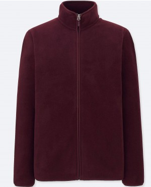 New Fleece Long Sleeves Zipper Custom Jacket