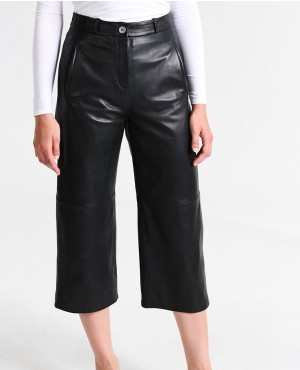 New Look Women Leather Pant