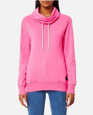 New Stylish Women Funnel Hoodie & Sweatshirt