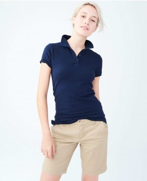 New Women High Quality Polo Shirt With Your Personalized Design