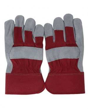 New Working Gloves In Cowhide Leather