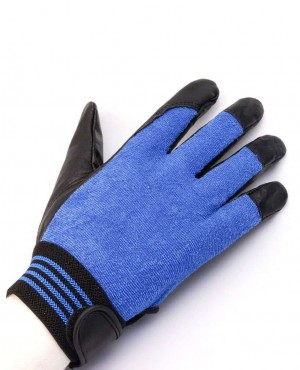 New Working Protection Gloves Sheepskin Leather Outdoor Working