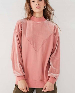Originals Velvet Boyfriend Sweatshirt