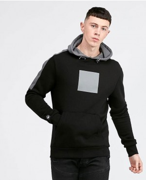 Overhead Hooded Top