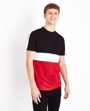 Raglan T Shirt With Half Length Sleeves Long Sleeve