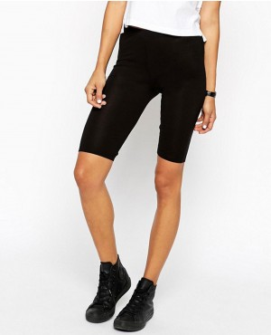 Petite Basic Legging Short