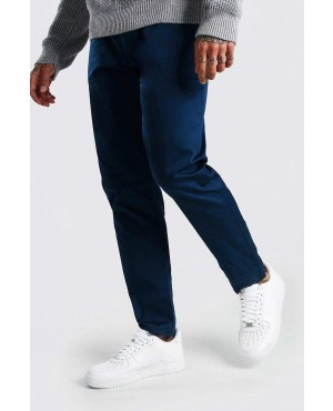Petrol Skinny Fit Chino Trouser