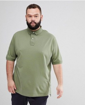 Plus Size Custom Polo Shirt In All Colors