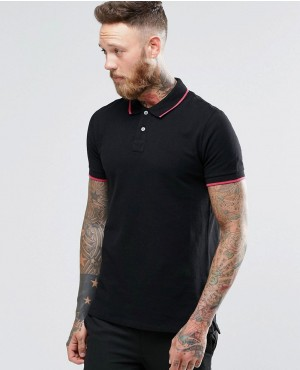 Polo-Shirt-With-Custom-Logo-In-Slim-Fit-White-RO-102559-(1)
