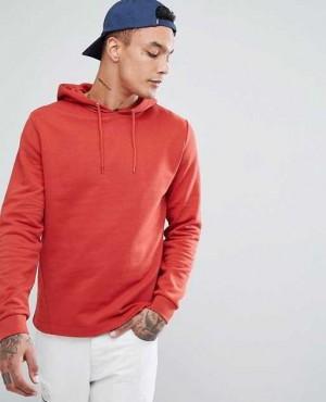 Pullover Plain Custom Hoodie