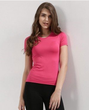 Round Neck Short Sleeve T Shirt