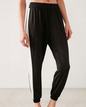 Sexy Fitted Skinny Stripe Track Pant