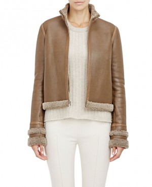 Shearling Lined Niedton Jacket