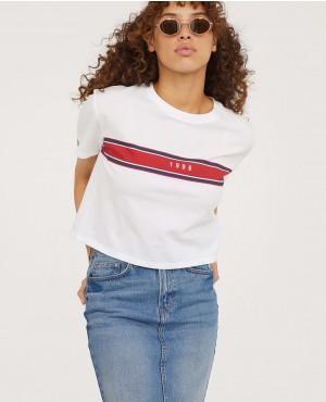 Short Cropped Shirt