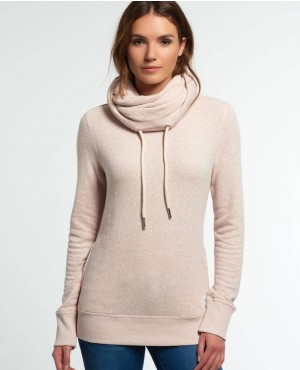 Street Style Funnel Neck Hoodie With Own Your Customize