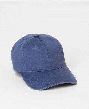 Stylish Cap in Denim Navy