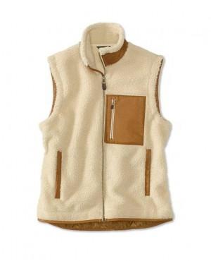 Stylish Fleece Vest for Daily Use