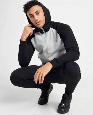 Tracksuit Flight Hoodie Sportswear Sweatsuites