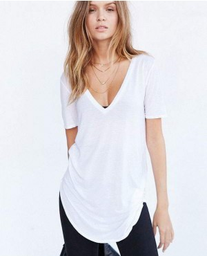 Truly Madly Deeply Deep V Tee