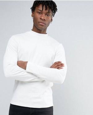 Turtleneck Long Sleeve T Shirts