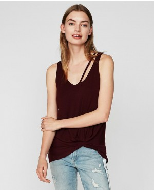 Twisted Stylish Tank Top