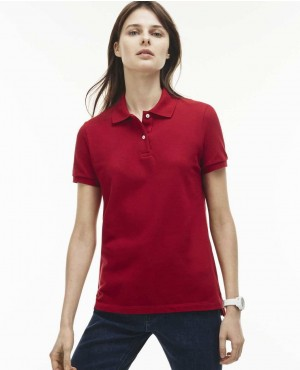 Unisex Live Slim Fit Petit Pique Polo Shirt