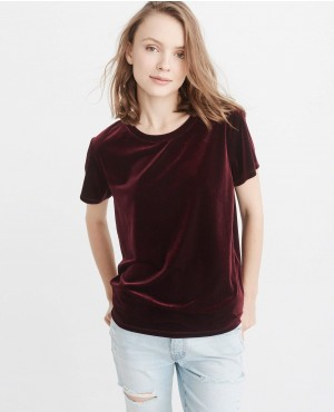 Velour Cute T-Shirt