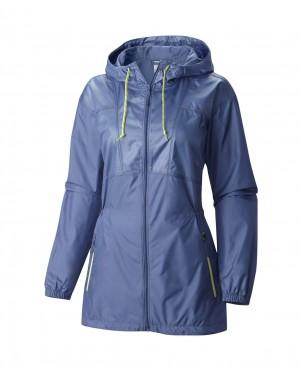Waterproof Windbreaker Black Women Jacket