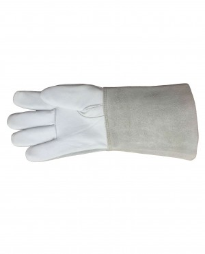 Welding Glove Grain Goat Skin Leather Work Gloves