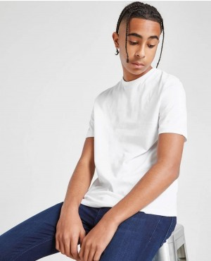 Wholesale Customized Loose Fit Kids T Shirt Cotton