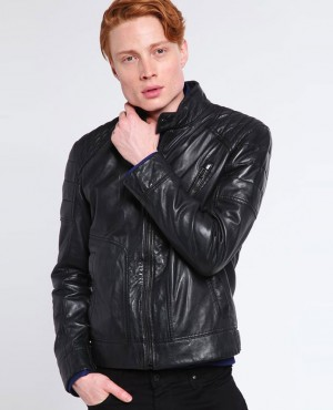 Wholesaler-Men-Genuine-Lambskin-Leather-Jacket-with-Front-Zipper-Pockets-RO-103234-(1)